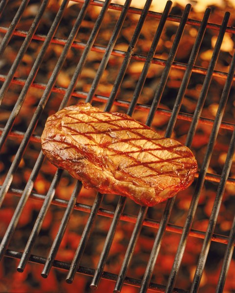 Most of the vitamins and minerals in red meat are not destroyed from cooking.