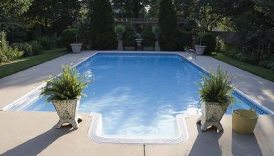 How To Remove A Swimming Pool Home Guides Sf Gate