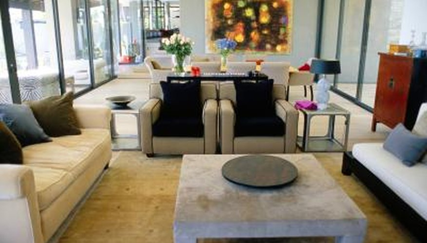 How To Decorate A Narrow Rectangle Living Room Home Guides Sf Gate