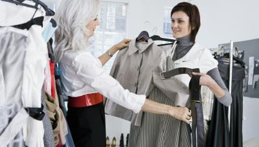 How Much Money Do Fashion Consultants Make Work Chron Com