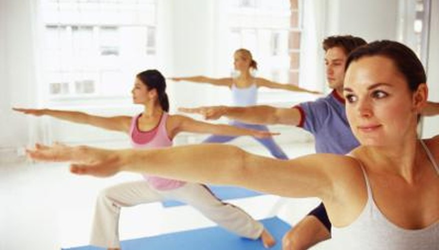 How Does Bikram Hot Yoga Benefit The Overall Body Live Healthy Chron Com