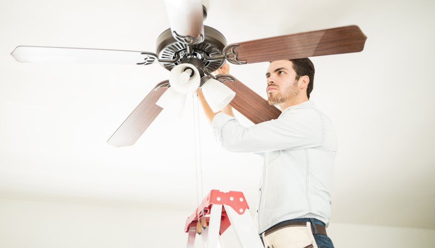 How to Replace Ceiling Fan Switches With Four Wires   Home Guides   SF GateHome Guides